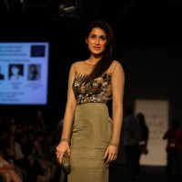 Sagarika Ghatge at LFW Winter Festival 2013