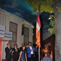 Shahrukh Khan flags off the Launch of Kidzania