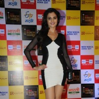 Monica Bedi at BIG Marathi Entertainment Awards