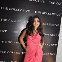 Shenaaz Treasury was at THE COLLECTIVE as it launches The Green Room