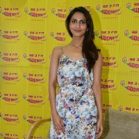 Vaani Kapoor at the Promotions of Shuddh Desi Romance on Radio Mirchi 98.3 FM | Shuddh Desi Romance Event Photo Gallery
