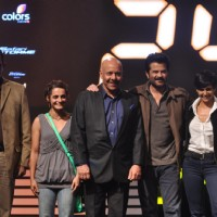 The cast of '24' at the Press meet