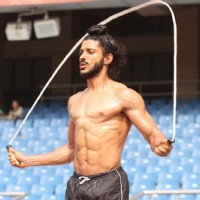 Farhan Akhtar | Bhaag Milkha Bhaag Photo Gallery