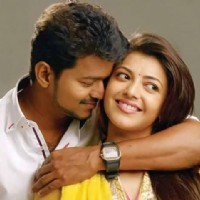 Vijay and Kajal