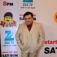 Atul Parchure at the launch Bh Se Bhade