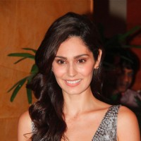 Bruna Abdalah at Grand Masti Success Party