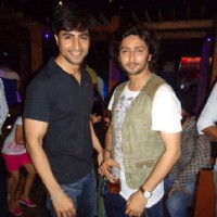 Kunal Karan Kapoor and Harshad Chopda