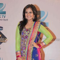 Roopal Tyagi at Zee Rishtey Awards 2013