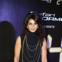 Anita Raaj was seen at the Success party of TV show 24