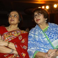 Asha Parekh and Helen at the UTV Stars Event