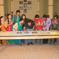 Veera Celebrates the completion of 300 Episodes