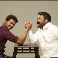 Vijay and Mohanlal