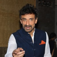 Rahul Dev at Nikhil Sinha and Suhana Sinha's party