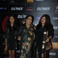 Usha Uthup was at Gima Awards 2013