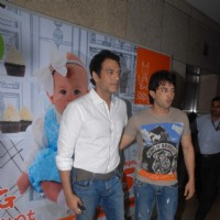 Samir Kochhar was at the Special Screening of Jai Ho