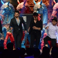 Ranveer and Arjun perform on Comedy Circus | Gunday Event Photo Gallery