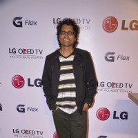 Nagesh Kukunoor was seen at the LG OLED TV Promotional Event