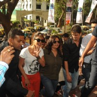 Promotions of 'Gunday' in Wellinkar College | Gunday Event Photo Gallery