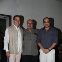 Dalip Tahil & Sachin Khedekar on Shyam Benegal's TV show shoot