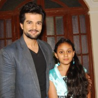 RaQesh Vashisth with Rajan Shahi's daughter