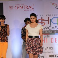 Summer collection '14 launch By Prachi Desai