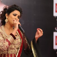 Shreya Ghosal performs at her 1st Ghazal Album Launch