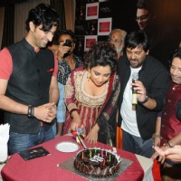 Shreya Ghosal celebrates her birthday at the Launch