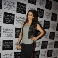 Sagarika Ghatge at the Lakme Fashion Week Summer Resort 2014 Day 4