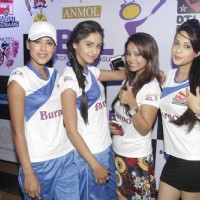 Celebs at the Box Cricket league inaugral match