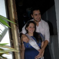 Imran Khan and Avantika Malik at her Baby Shower