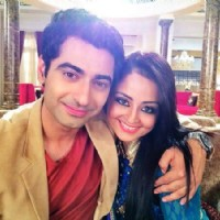 Harshad Arora and Gunjan