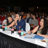 Aashka, Nandish and Geeta Kapur judge the May Queen Pageant