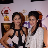 Krystle Dsouza and Nia Sharma were at The Success Party of BCL