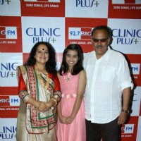 Television celebs at Maa Ke Aanchal Mein - Radio Ki Pehli Picture by BIG FM