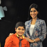 Sakshi Tanwar on Captain Tiao show