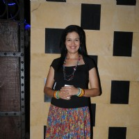 Jyoti Gauba at the party