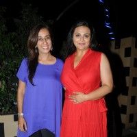 Shilpa Shirodkar and Deeya Singh at the Party