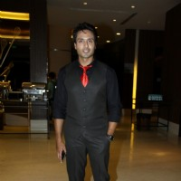 Iqbal Khan at the First look launch of Unforgettable