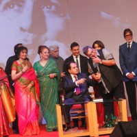 Launch of Dilip Kumar's autobiography 'Substance and the Shadow'