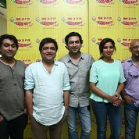 The Bobby Jasoos team at Radio Mirchi