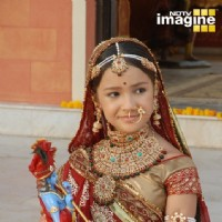 Aashika as Meera in NDTV Imagine Meera