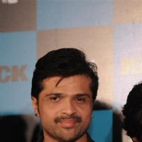 Himesh Reshammiya at the Trailer Launch of 'Kick'