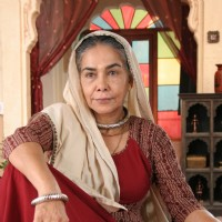 Dadisa in the show Balika Vadhu