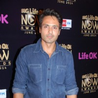 Iqbal Khan at Life OK Now Awards .