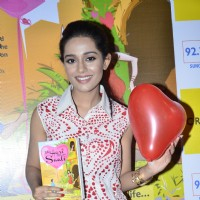 Amrita Rao unveils 'When Hari Met His Saali'