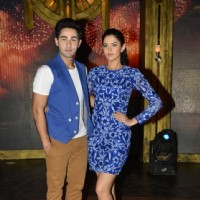Armaan and Deeksha Promote of Lekar Hum Deewana Dil on Entertainment Ke Liye Kuch Bhi Karega