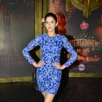 Deeksha Seth at the Promotions of Lekar Hum Deewana Dil on Entertainment Ke Liye Kuch Bhi Karega