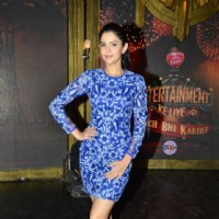 Deeksha Seth was at the Promotions of Lekar Hum Deewana Dil