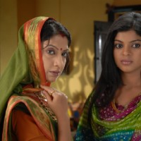 Jyoti and her Mom