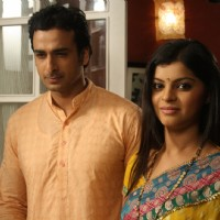 Pankaj and Jyoti after marriage